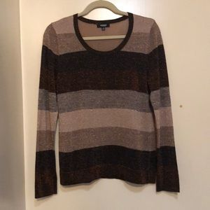 Premise Studio Long-Sleeved Sweater, Size Medium
